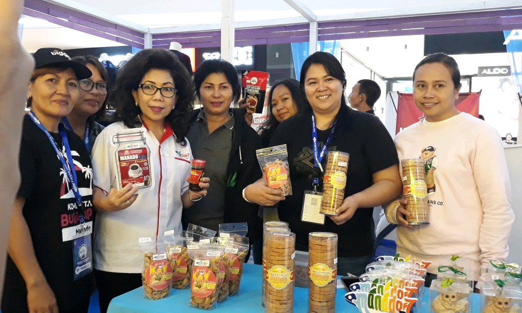 Ibu Paula: Fair Manado 2018 Wadah Promosi untuk UMKM
