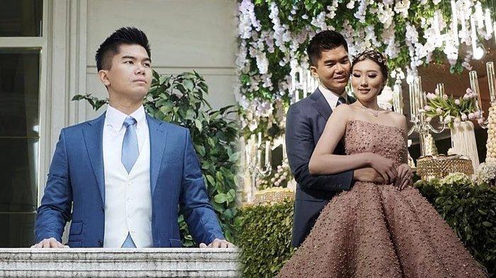Pernikahan 'Crazy Rich Surabaya' Souvenirnya Koin Emas dan Doorprize Mobil Jaguar