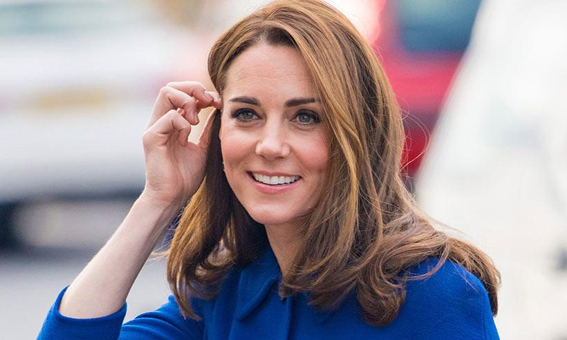 Ini Dia 5 Tips Menata Rambut Ala Kate Middleton