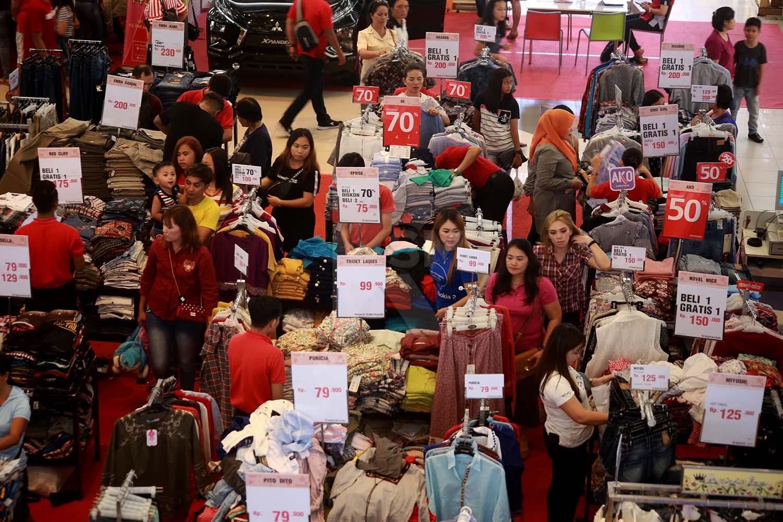 Waspada Tawaran 'Diskon Abal-abal' di Mall