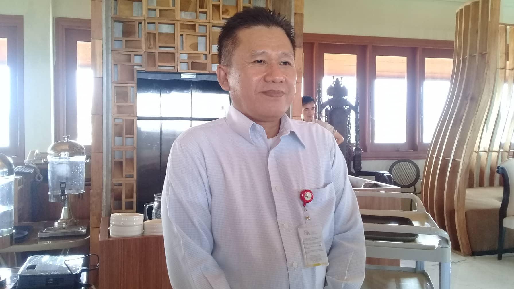 Bowo Kepala OJK SulutGoMalut Minta Warga Berhati-hati Memilih Fintech