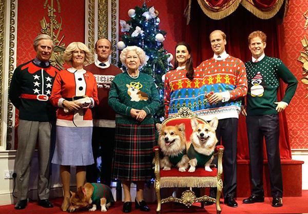 Ini Hidangan Natal Khas Keluarga Kerajaan Inggris