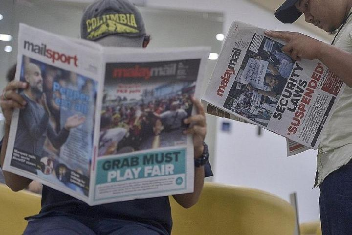 Surat Kabar Tertua Malaysia Malay Mail Berhenti Terbit