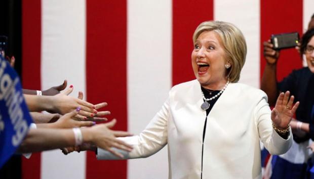 Hillary Clinton Tak Maju Pemilu Presiden Amerika 2020