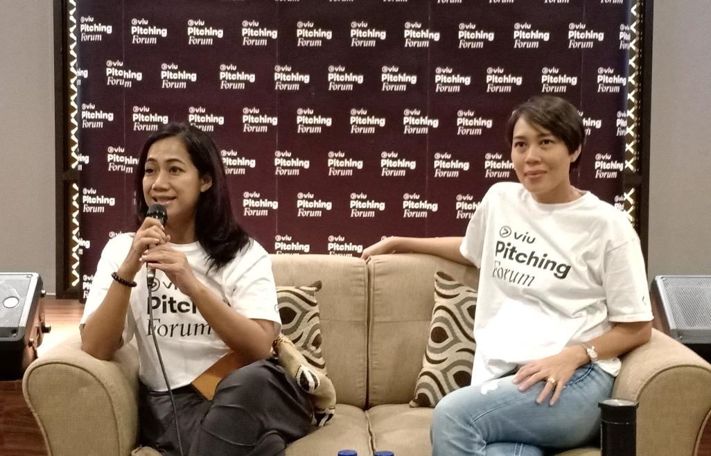 """Tayang """"Knock Out Girl"""", Viu Pitching Forum 2019 Nantikan Karya Sineas Manado"""
