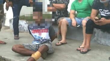 Polisi Akhirnya Ungkap dan Tangkap Pelaku Misteri Pantai Kora-Kora