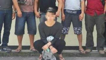 Polisi Akhirnya Bekuk ST,  Terduga Pelaku Utama Pembunuhan Santo