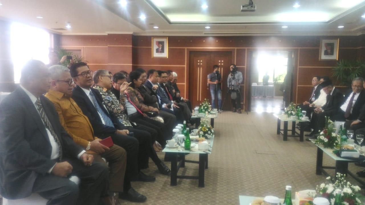Wabup Bolmut Hadiri Sertijab Kepala Kantor BI Perwakilan Sulut
