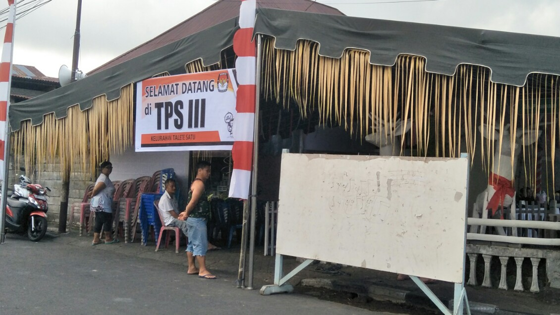 TPS Siap, Pemilu 2019 Sukses