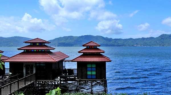 Lindungi Danau Tondano, Minahasa Bangun Kerjasama Dengan ISNDC