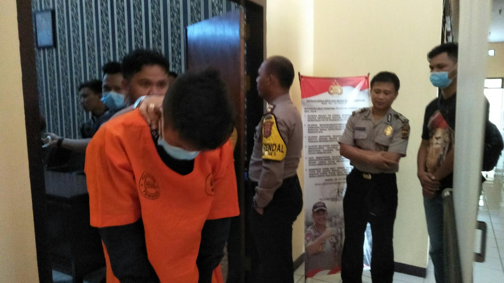 Polres Tomohon Amankan Jaringan Narkotika Sulteng