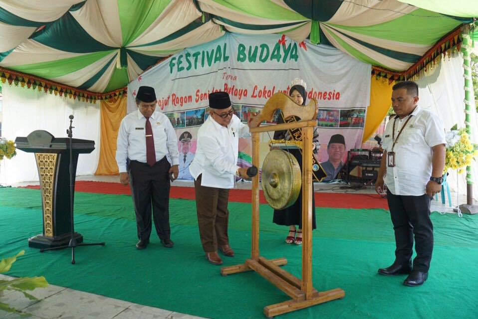 Festival Budaya Bolmut Tahun 2019 Resmi Digelar