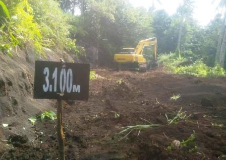 Tidak Lama Lagi Tiga Kelurahan Di Kecamatan Ranowulu Kota Bitung Akan Terhubung