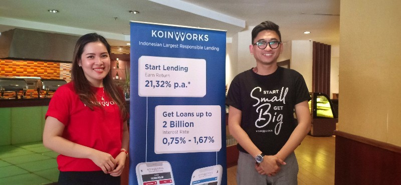 Sasar Kota Manado, KoinWorks Tawarkan Teknologi Artificial Intelligence