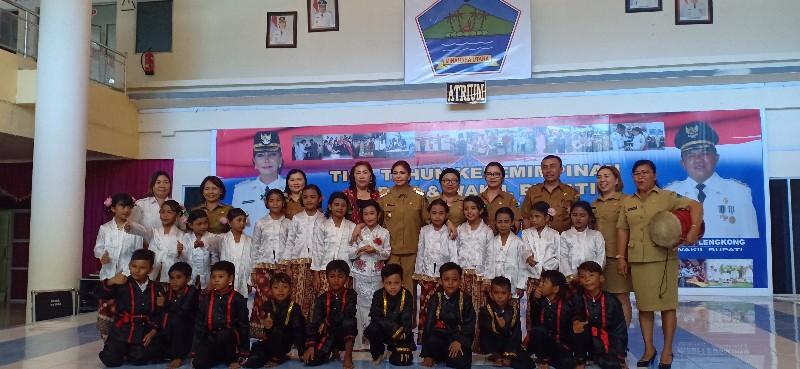 VAP: Kompetisi Maengket dan Tumatenden Menambah Wawasan Kebudayaan Daerah