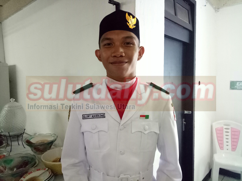 10 Menit Jelang Upacara Bendera, Glory Ditunjuk jadi Komandan Pasukan 17