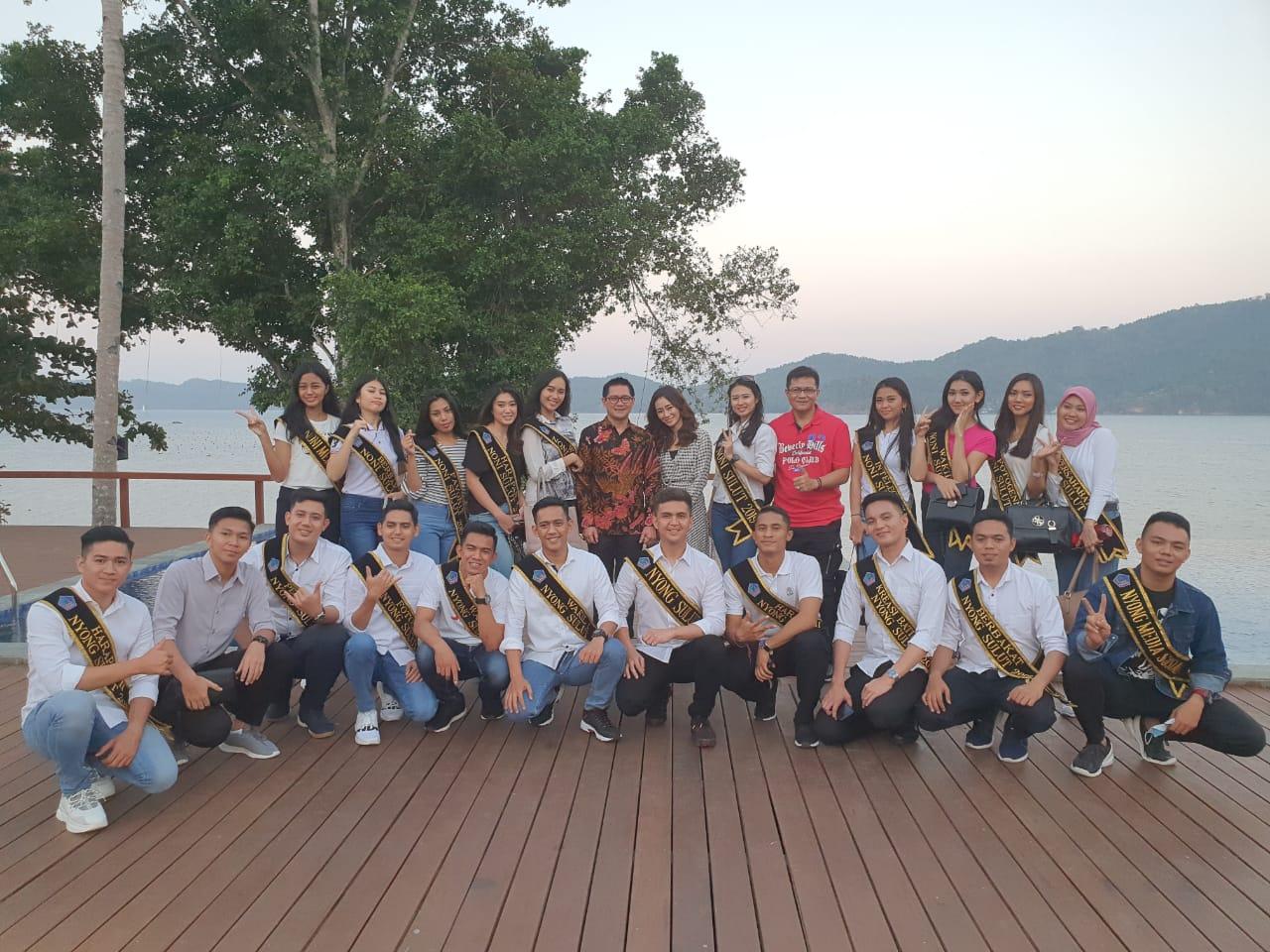 JG Jamu Nyong&Noni Sulut 2019 di Raewaya Hils