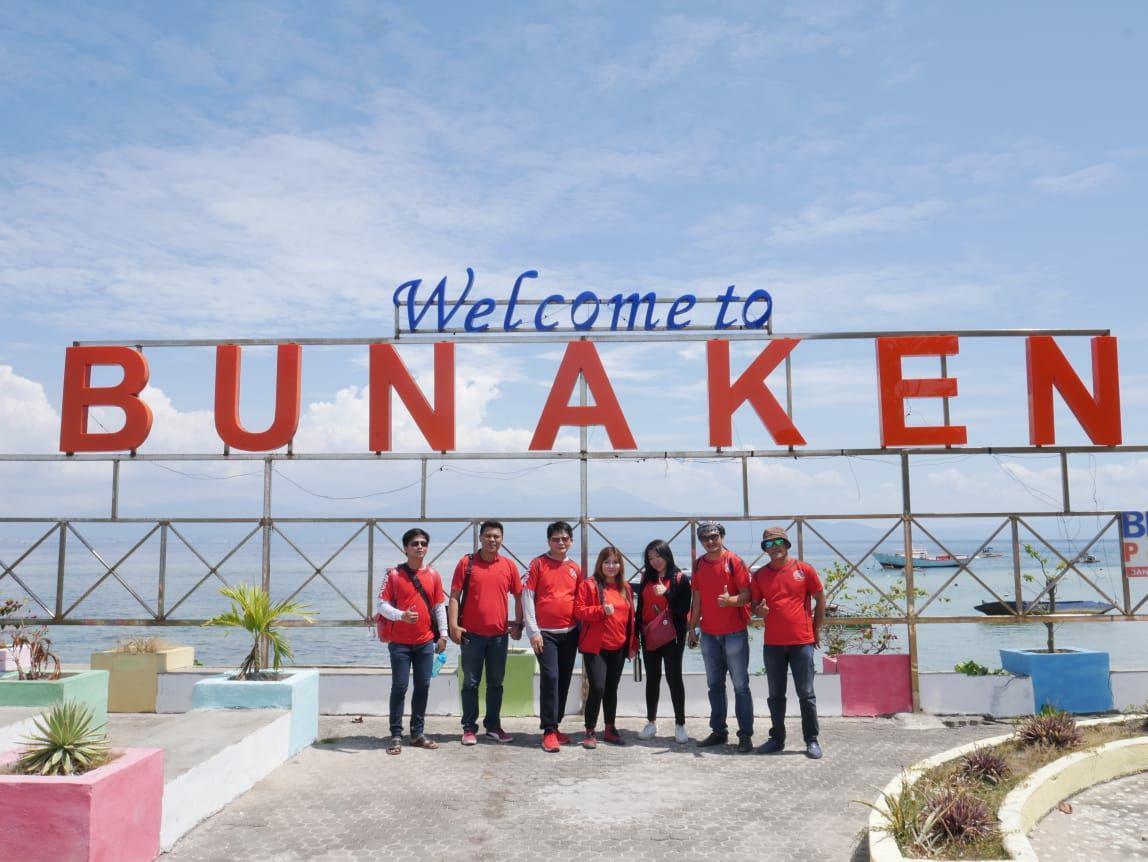 Bacalon Walikota Manado ini, Ingin Bunaken Pulau Punya Infrastruktur Modern