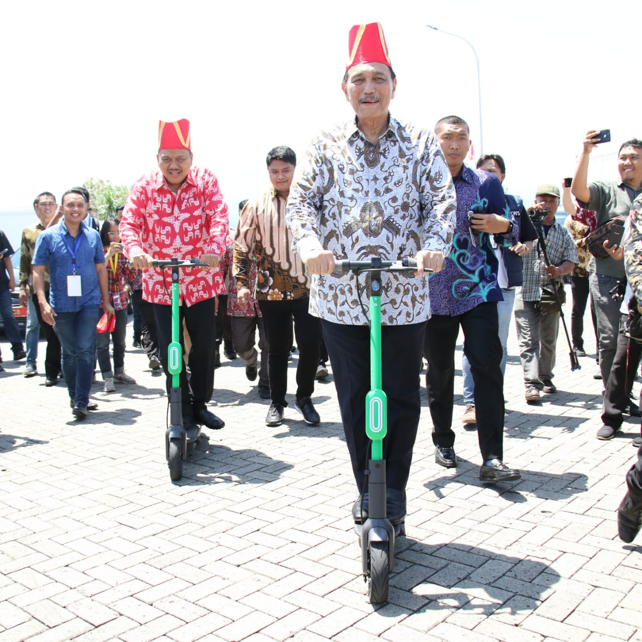 OD Ingin Sulut Makin Dikenal Dunia: Meriahnya Pembukaan AIS and Business Summit 2019 di Manado