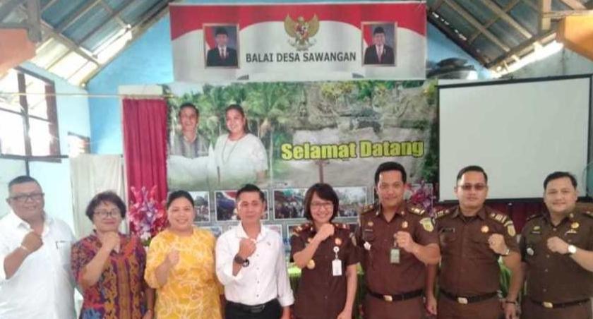Program Garda Jaga Desa Antisipasi Penyalahgunaan Dana Desa