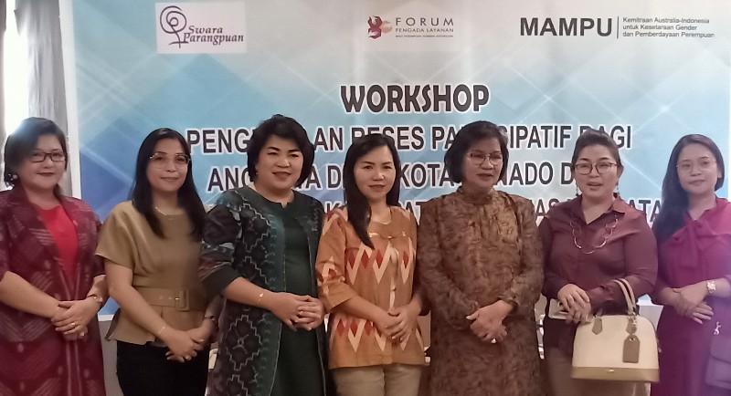 Swapar Edukasi Legislator Perempuan tentang Reses Partisipatif