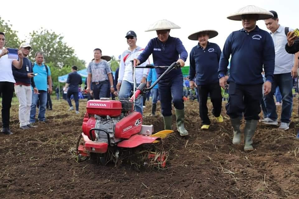 """Pemkot Manado Launching Gerakan """" Manado Ba Kobong """""""