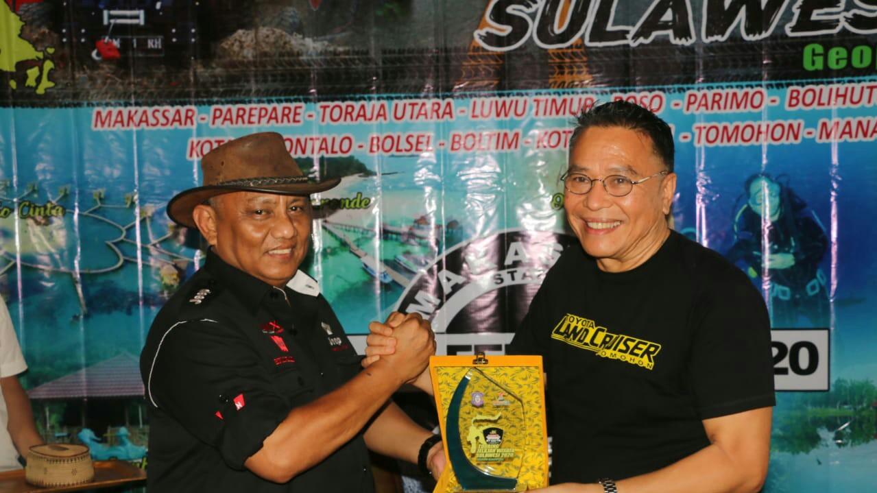 Walikota Jamu Rombongan Touring Jelajah Nusantara