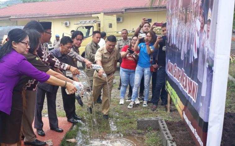 Mayoritas Kasus di Minut Akibat Miras, Polres Musnahkan 855 Liter Captikus