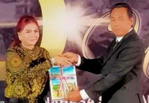 Optimis WTP, Bupati VAP Serahkan LKPD 2019 ke BPK RI Perwakilan Sulut