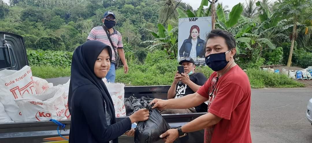 Team VAP FoR Sulut Berbagi Kasih di Manado