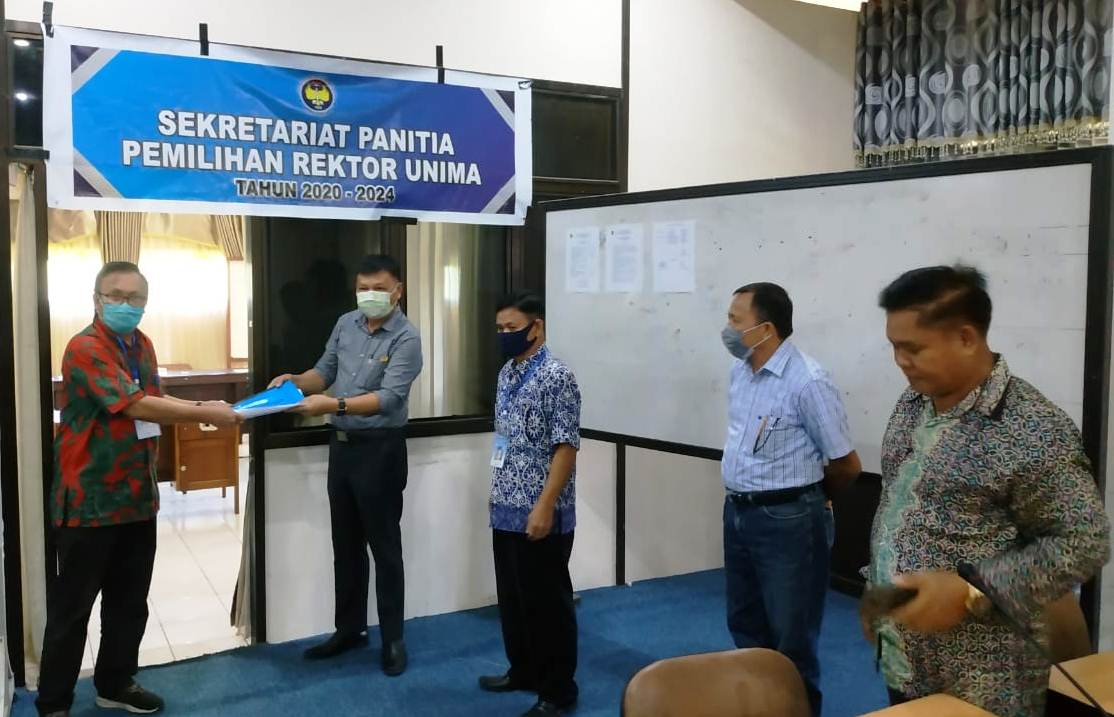 Prof.Repi Ramaikan PILREK UNIMA