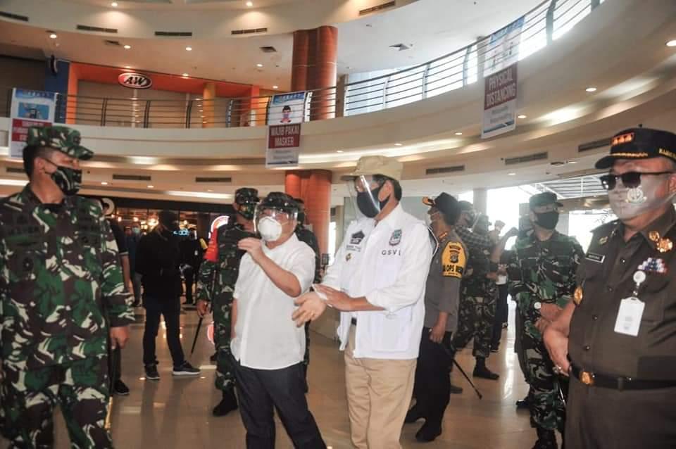 Mall akan Buka, Walikota : Saya Titipkan Keselamatan Masyarakat
