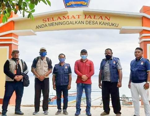 Tahapan Lanjutan Pilkada, Bawaslu Minut Lakukan Sosialisasi di Pulau Bangka
