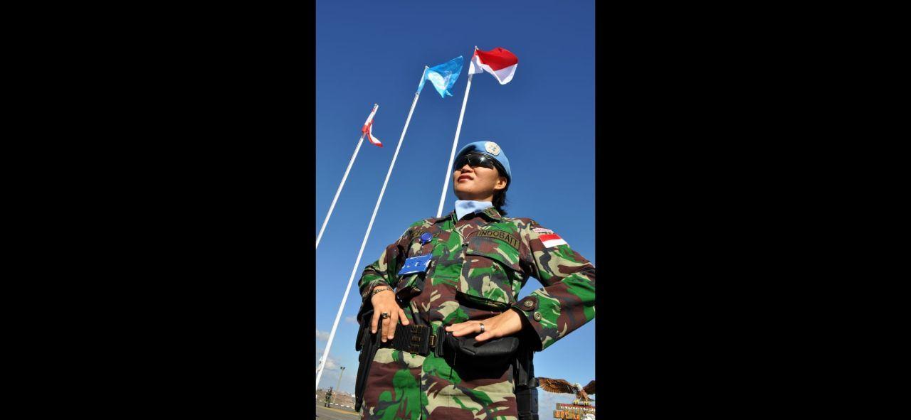 Mengenal Lebih Dekat Mayor Michiko Moningkey Kapentak Pangkalan TNI AU Sam Ratulangi Manado