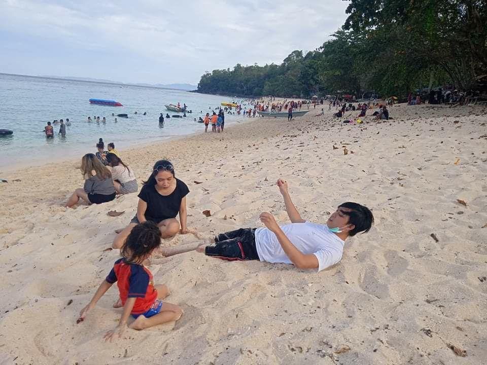 Dibuka Lagi, Rico Ngangi Sebut Pantai Paal Likupang Memang Dirindukan