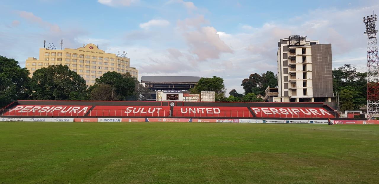 Sulut United Resmi Ajukan Surat jadi  Tuan Rumah Liga 2