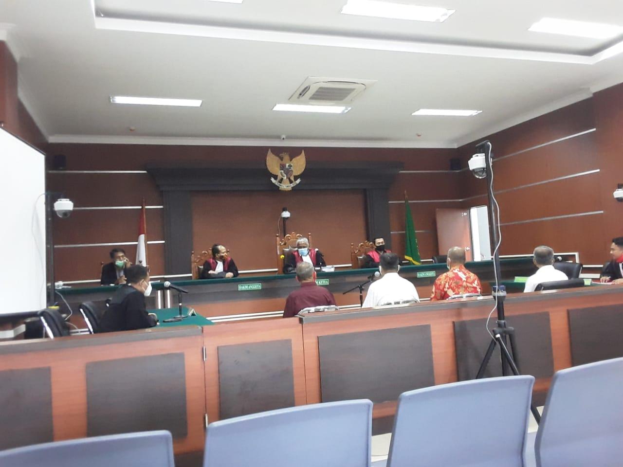 Pengadilan Tipikor Manado Putuskan 4 Tersangka Dugaan Kasus TPA 2009 Bolmut