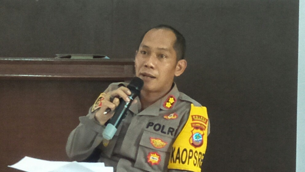 Bambang AG: Polres Tomohon Siap Antisipasi Keamanan Jumat Agung dan Paskah
