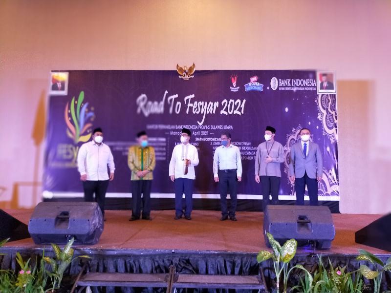 Road to FESyar 2021, Implementasi Tiga Pilar Blueprint Pemulihan Ekonomi