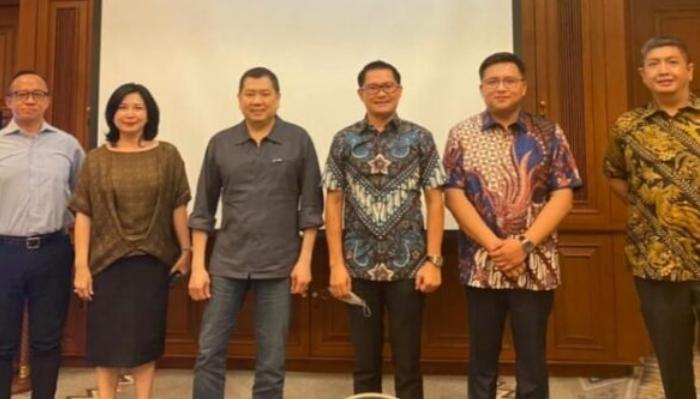 Tawarkan Potensi Wisata Likupang, Bupati JG Gaet MNC Group