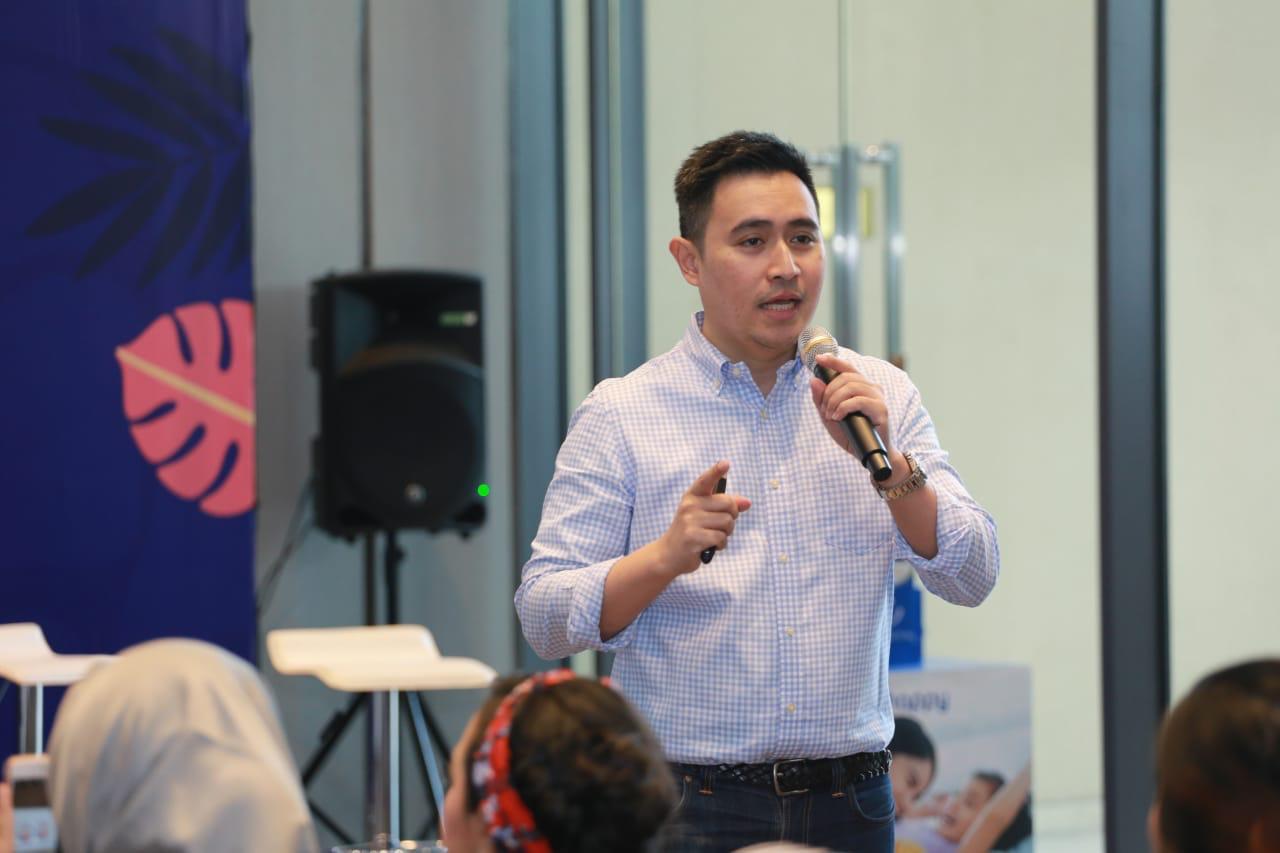 Dr. Ray W Basrowi Ajak BKKBN Rangkul Public Figure Millennial Atasi Stunting di Indonesia