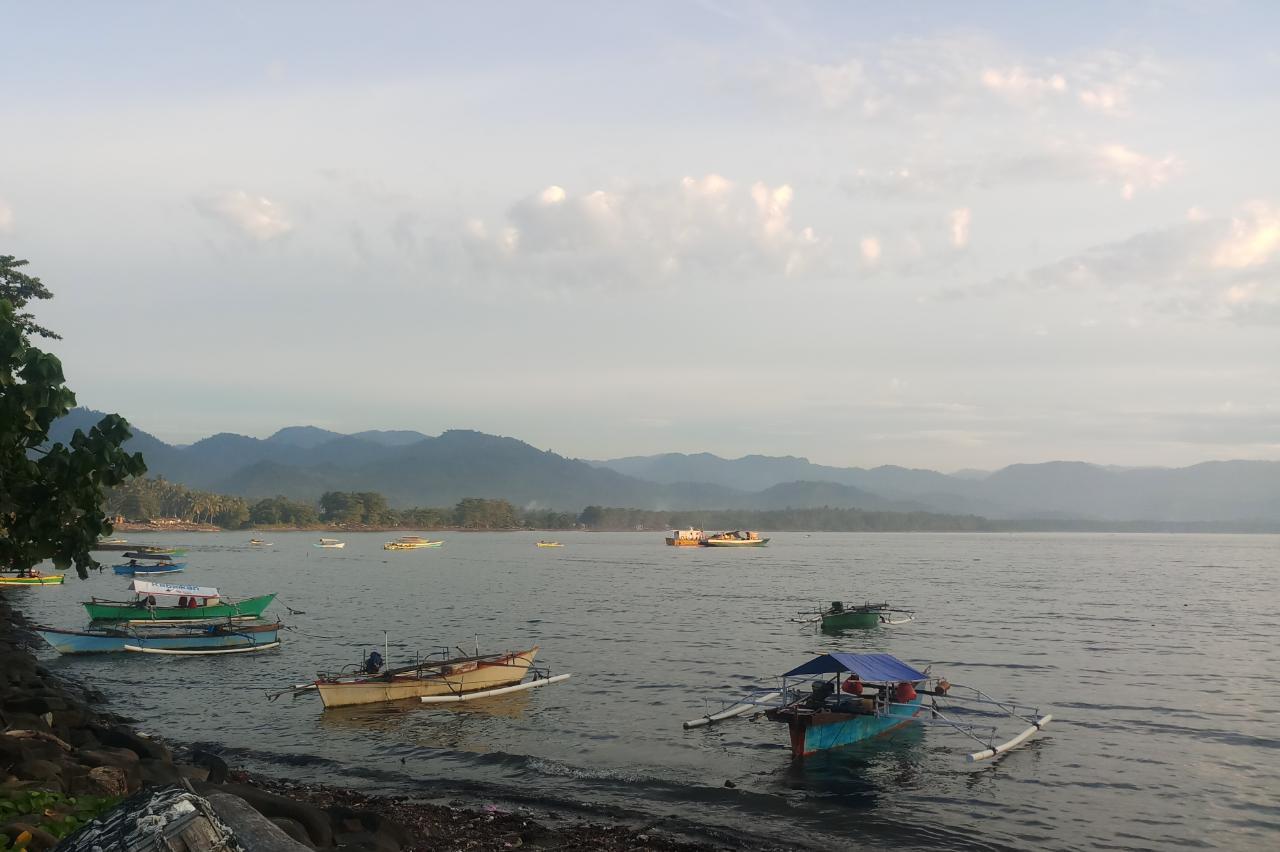 Jalur Trans Sulawesi dan Potensi Wisata Hutan Mangrove Tanamon Utara, Sinonsayang Minsel.