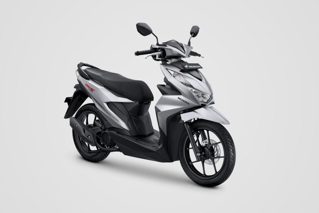 Sporty dengan Warna Spesial, New Honda BeAT Series  Hadir di Sulut